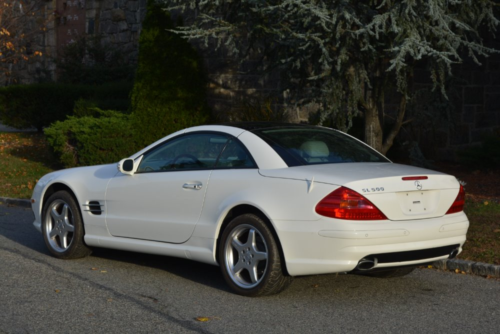 2003 mercedes benz sl 500. Black Bedroom Furniture Sets. Home Design Ideas